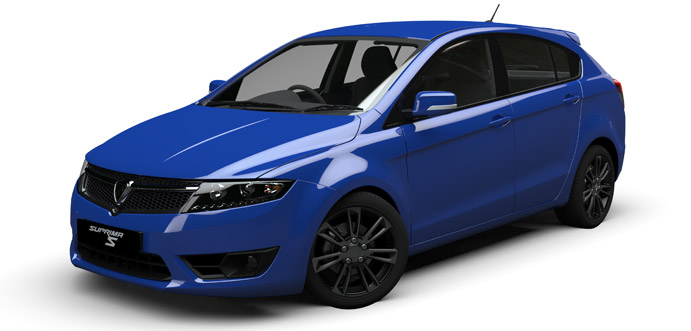 suprimaSporty-Hatchback-Profile